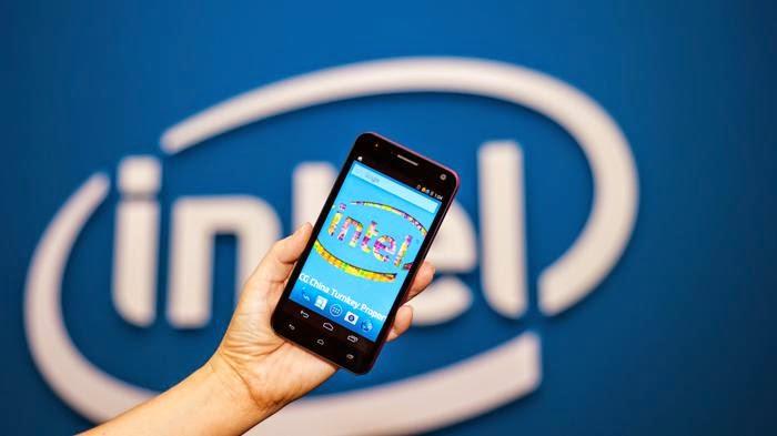 Intel Produksi Smartphone di Bawah Rp 3 Juta