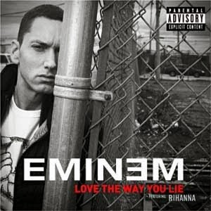 Love The Way You Lie Lyrics by Eminem feat. Rihanna