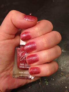 Jesse's Girl, Jesse's Girl Julie G nail polish, Jesse's Girl Julie G Pink Tiara, nail, nails, nail polish, polish, lacquer, nail lacquer, mani, manicure, Valentine's Day