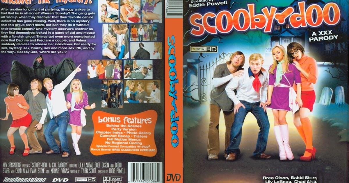 Scooby Doo A Xxx Parody Porno