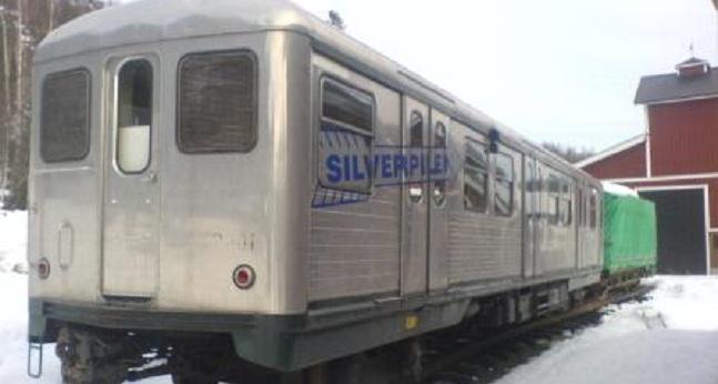 Silverpilen: Το τρένο-φάντασμα που «καταπίνει» ανθρώπους
