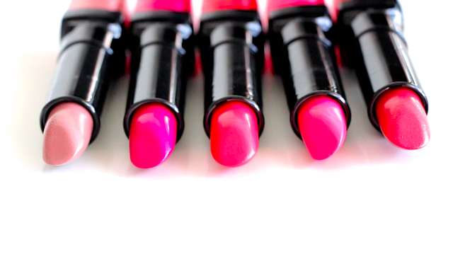 Bourjois Paris Rouge Edition Lipstick Review