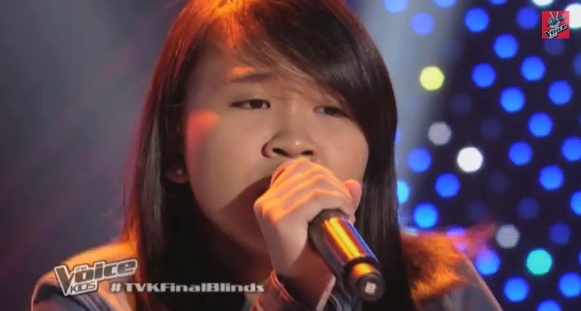 Angel Aguilar is 13th 3-chair turner on 'The Voice Kids' Philippines