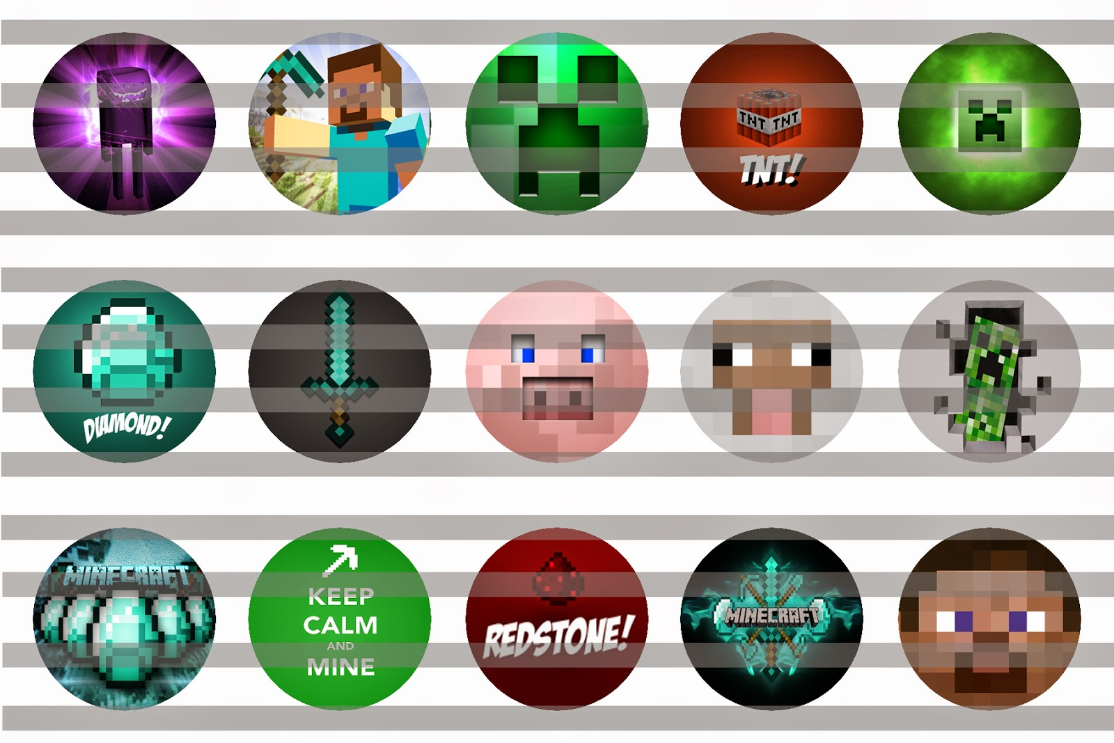 Unique bottle cap designs minecraft bottle cap image for Cool bottle cap designs