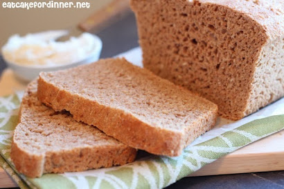 Copycat Great Harvest Honey Whole Wheat Bread