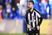 Botafogo  1 x 2 Atlético/GO