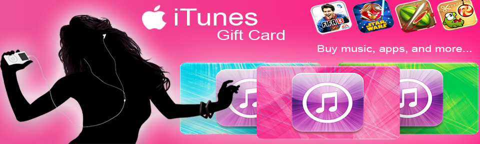 iTunes Gift Card Codes for FREE! | Get your free gift card NOW!