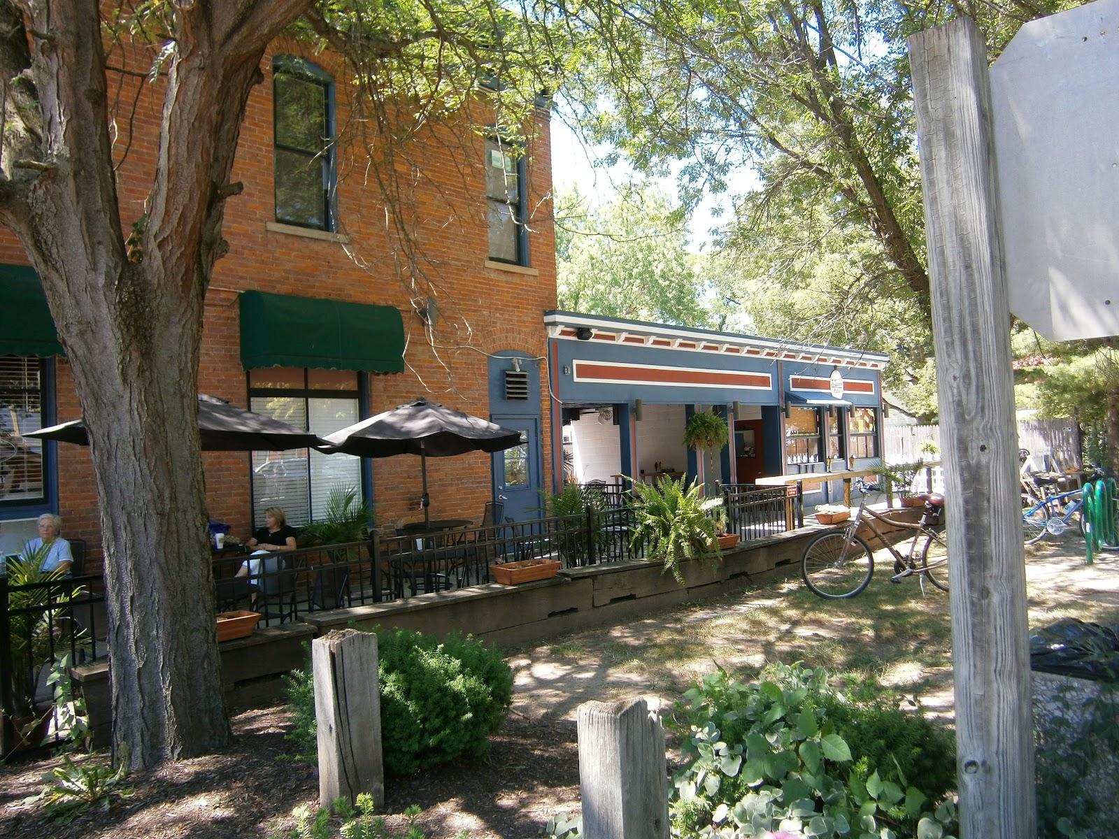 Main Street Cafe New Richmond Ohio
