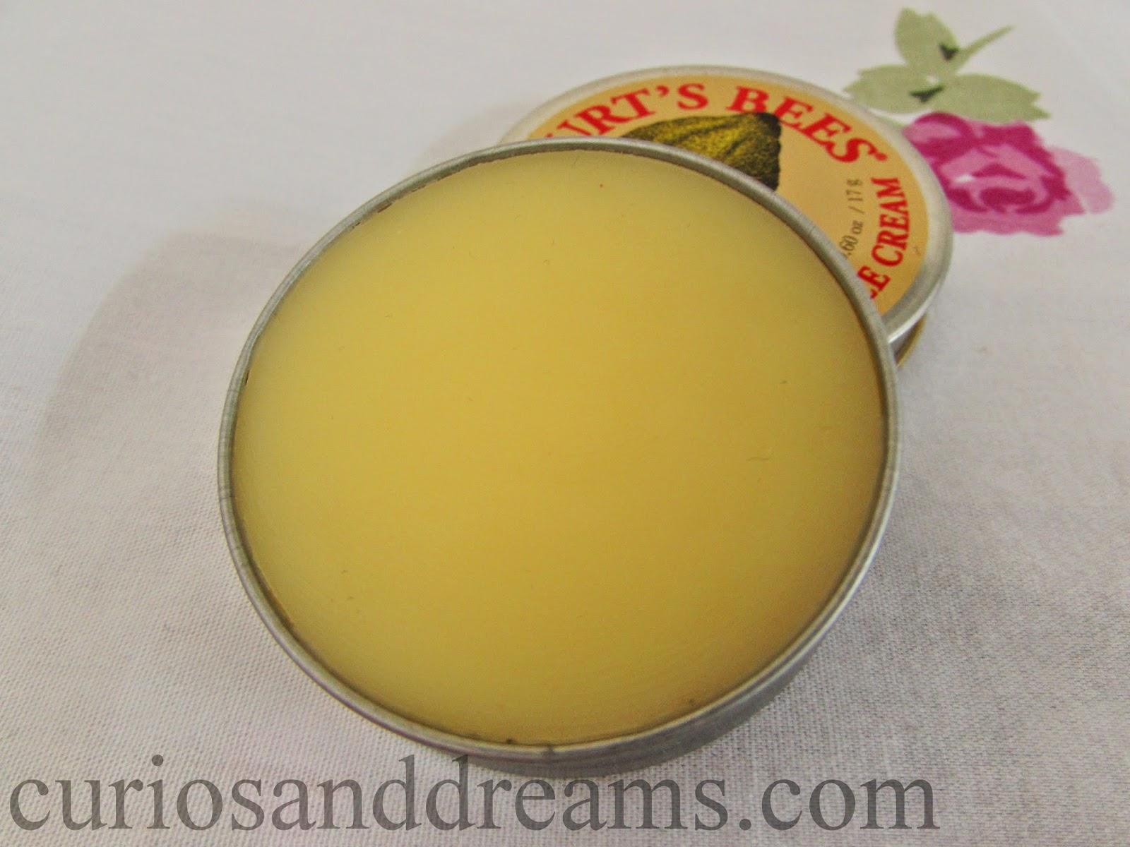 Burt's Bees Lemon Butter Cuticle Cream, Burt's Bees Lemon Butter Cuticle Cream review, Burt's Bees Cuticle Cream