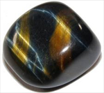 Tigers Eye Blue,  Tumbled stones, tumblestone meanings, A-Z tumbled stones, healing properties of tumbled stones, magickal healing properties of tumbled stones, tumbled stone information