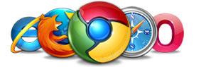 Kompatibelitas Browser Pada Website atau Blog | mmufidluthfi