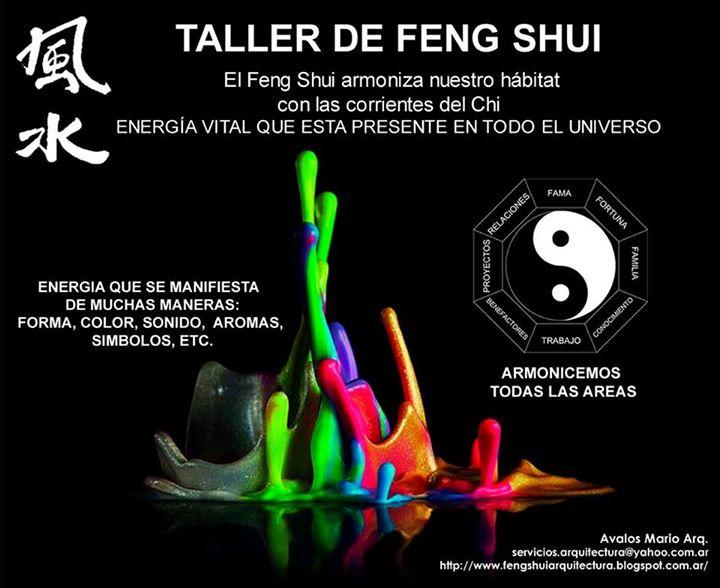 Arquitectura y feng shui taller intensivo de feng shui y radiestesia - Arquitectura y feng shui ...