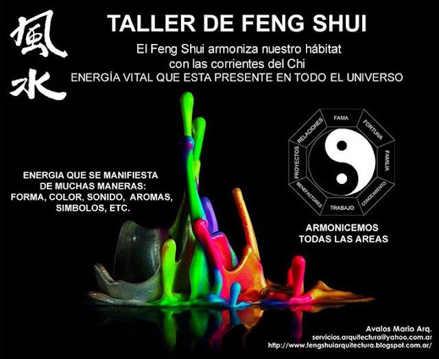 Arquitectura y feng shui taller intensivo de feng shui y - Arquitectura feng shui ...