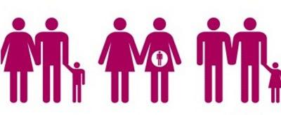 familias hetero y homoparenterales reproducción asistida lesbianas