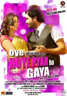 Oye Hoye Pyar Ho Gaya (2013) 1CD PDVDRip Full Movie Free Download