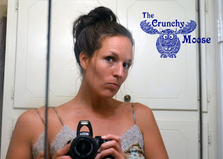 Before Bentonite Clay - A Homemade Face Mask - thecrunchymoose.com