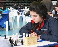 GABRIELA AGUIRRE 2do LUGAR EN OLIMPIADAS DE AJEDREZ 2011