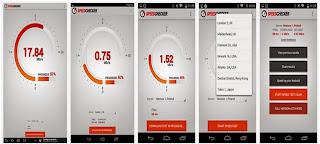 cara mengetahui kecepatan android