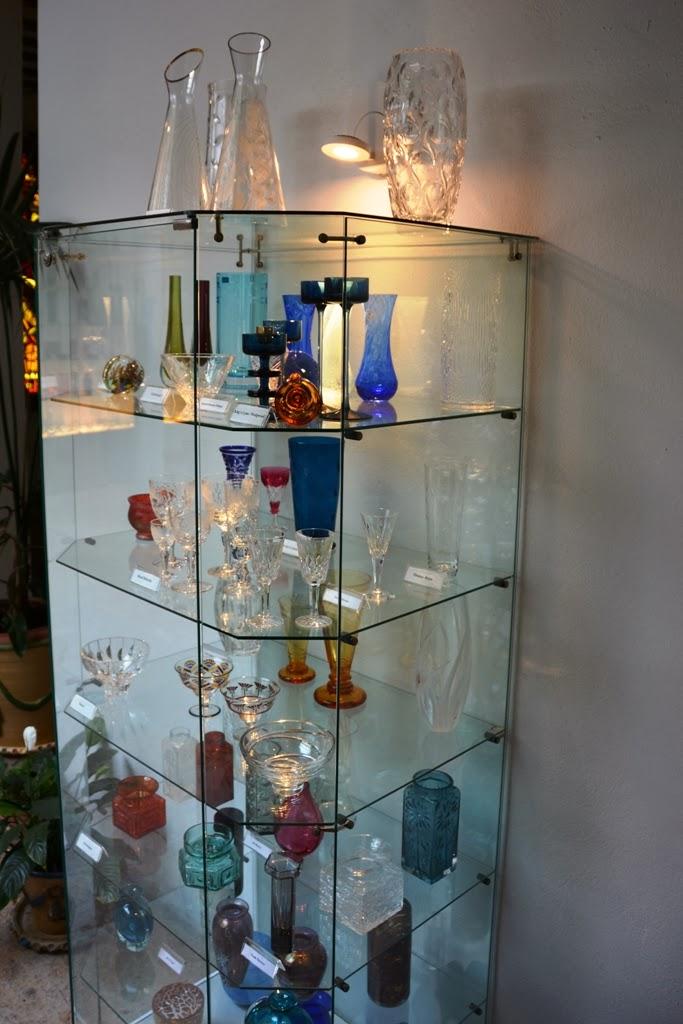 Crystal Museum Malaga Glasses