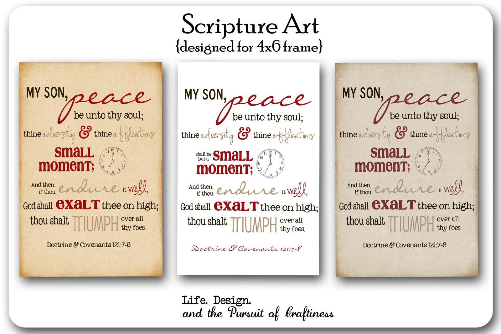 Scripture Art  - Scripture Art DC