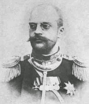 Duc Carl Michael zu Mecklenburg 1863-1934
