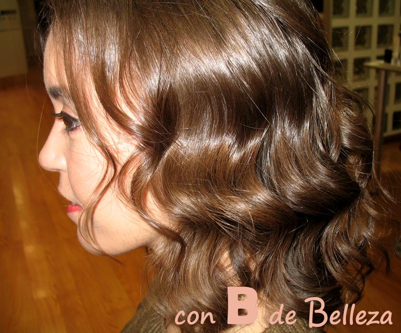 Tratamiento antifrizz brillo cabello