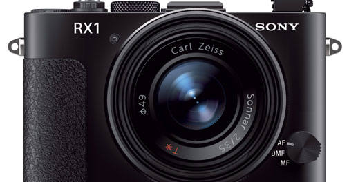 Sony launches full-frame RX1, a99 camera
