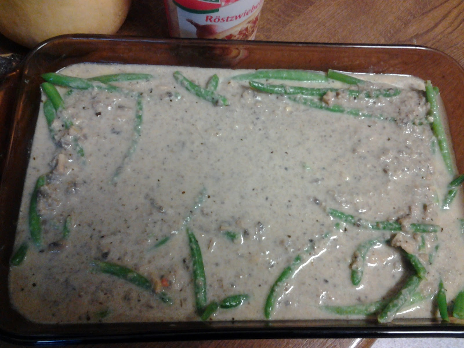 how to cook french style green beans in the oven