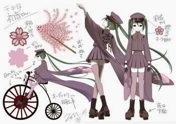 Miku Senbonzakura