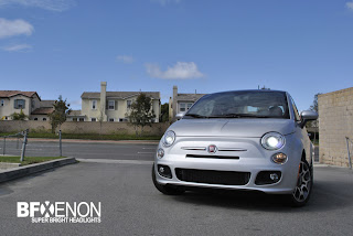 bfxenon installs the first hid kit fiat. Black Bedroom Furniture Sets. Home Design Ideas