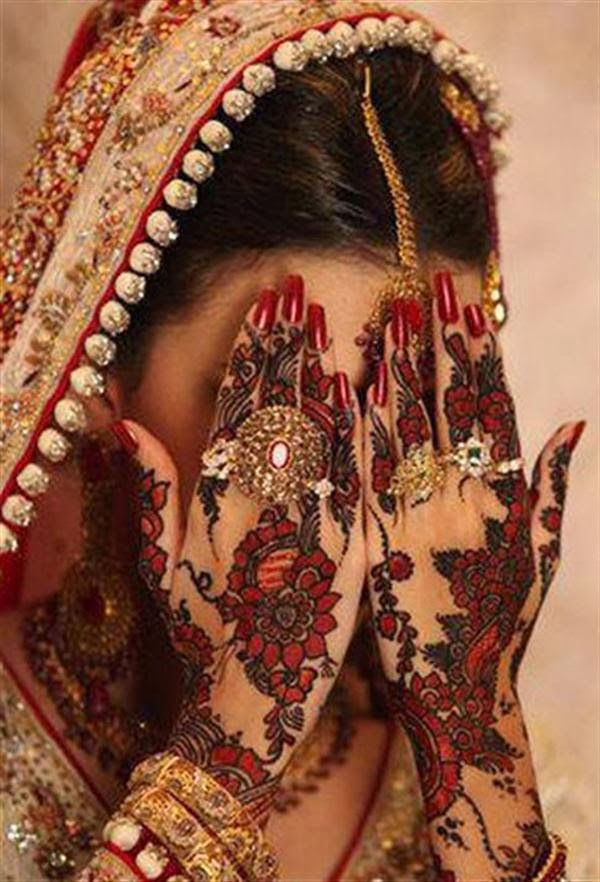 Mehndi For N Brides : Latest mehndi henna designs for indian and pakistani