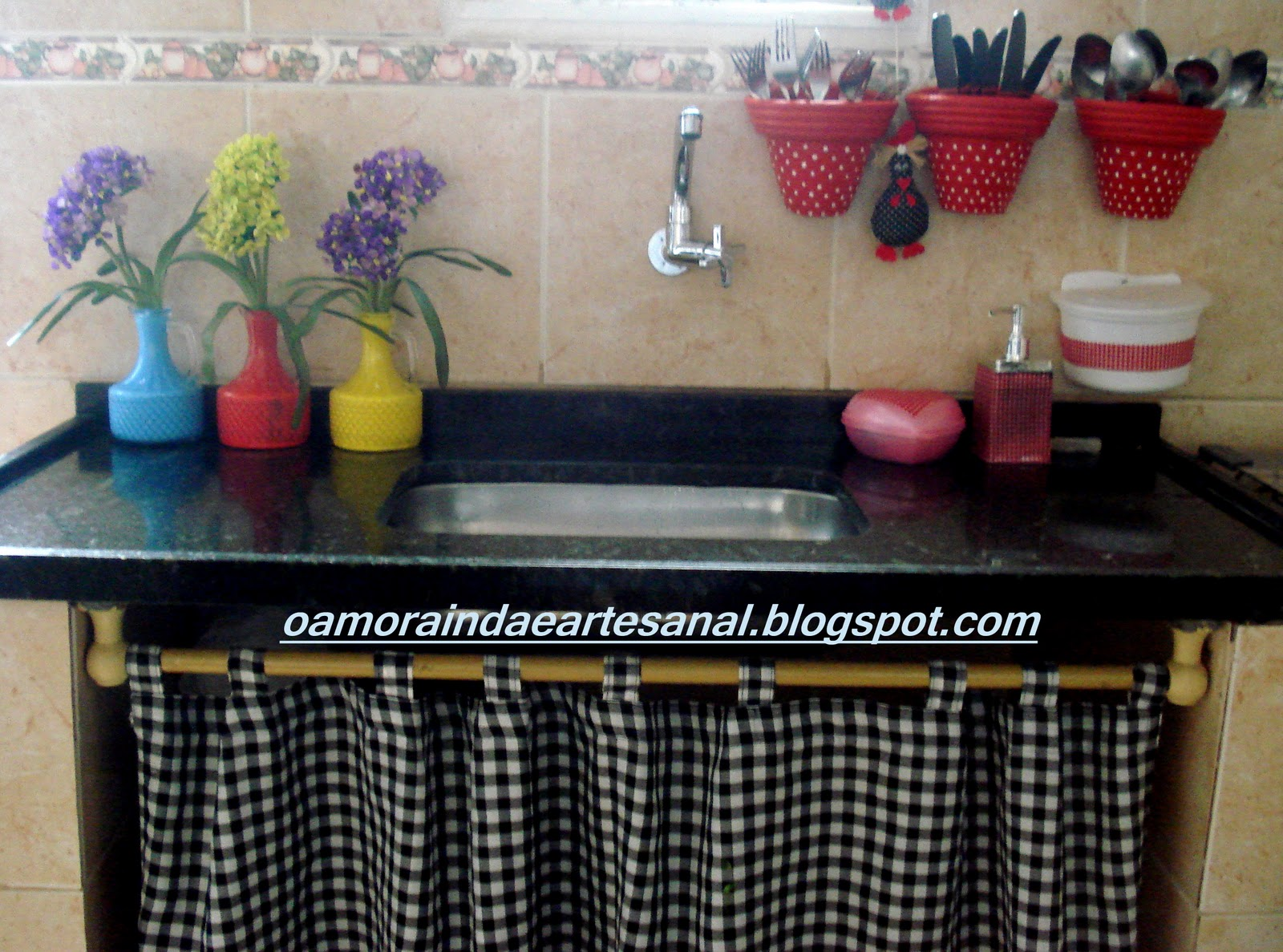 Amor Ainda é Artesanal: Mimando a cozinha #762A2F 1600x1187 Balança De Banheiro Barata