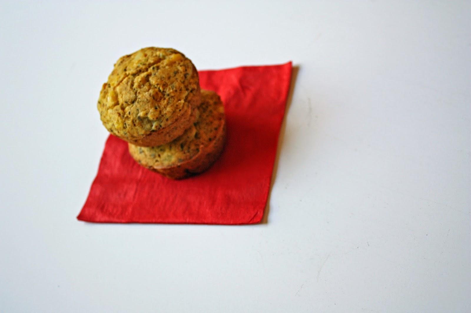vegan jalapeno muffins