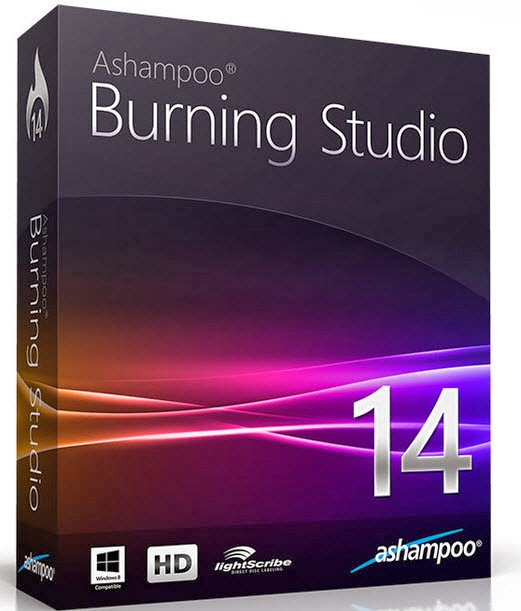 Ashampoo Burning Studio 14 serial key Crack free Download ...