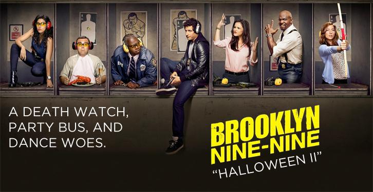 Brooklyn Nine-Nine - Episode 2.04 - Halloween II - Review