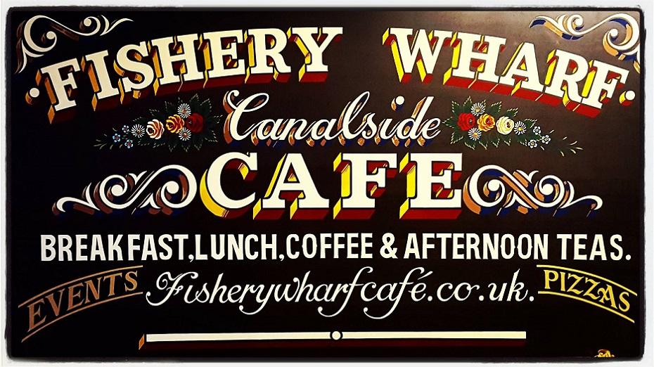 Fishery Wharf Cafe