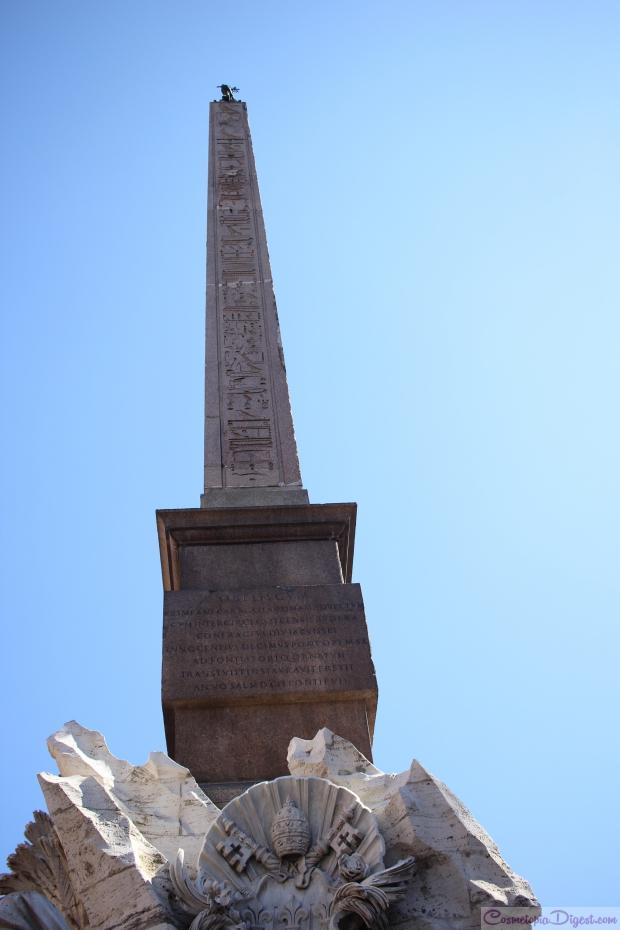 13 obelisks in Rome