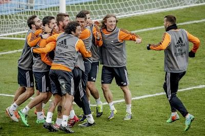 Comienza Real Madrid dura carga en enero