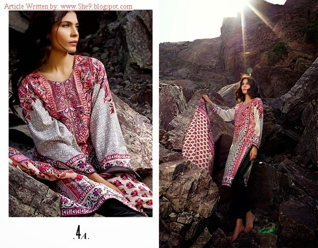 Sana Safinaz Shawl Collection