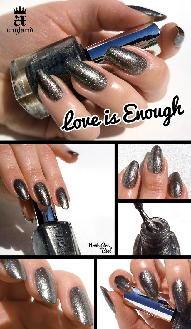 SWATCH vernis - A england Love is Enough