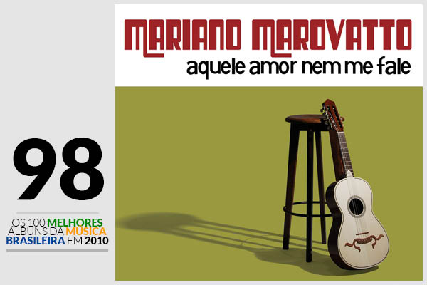 Mariano Marovatto - Aquele Amor Nem Me Fale