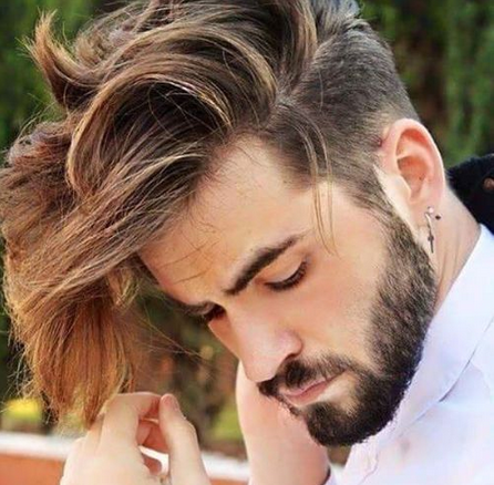 Style Rambut Pria Kita Bagi 3 Jenis Style Rambut