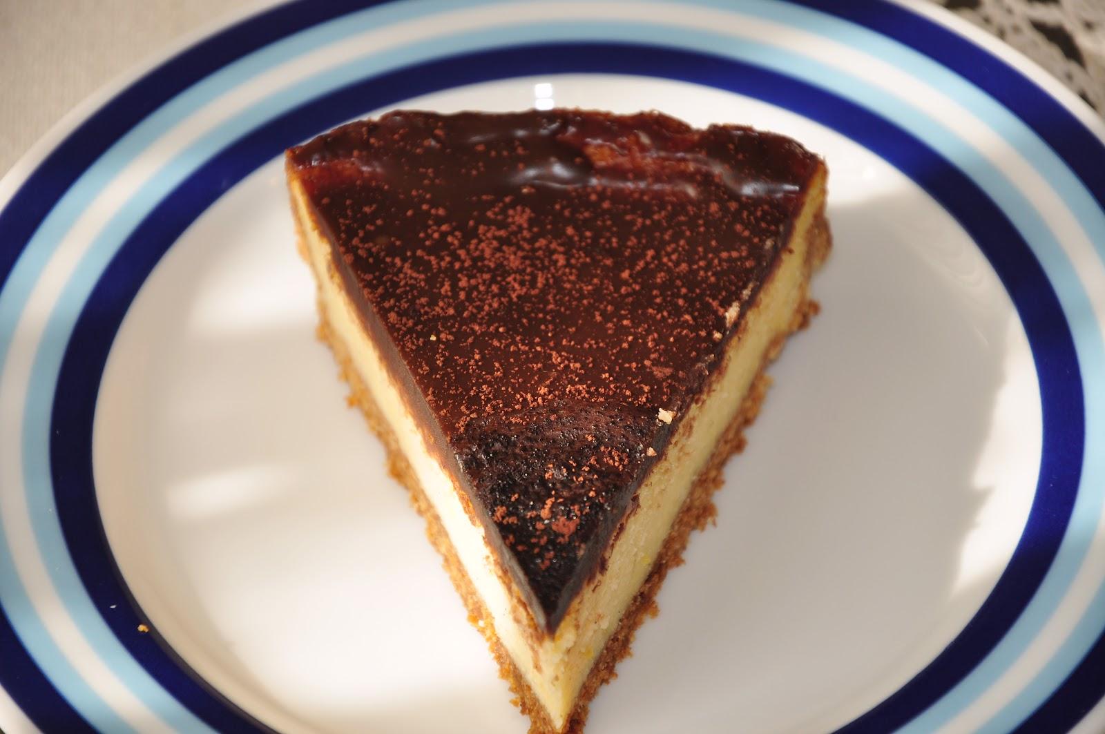 Lor Peynirli Limonlu Cheesecake