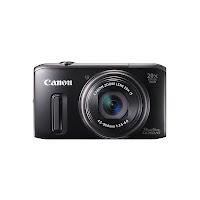Canon PowerShot SX260 HS front view