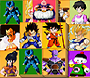 Dragon Ball Z Mahjongg