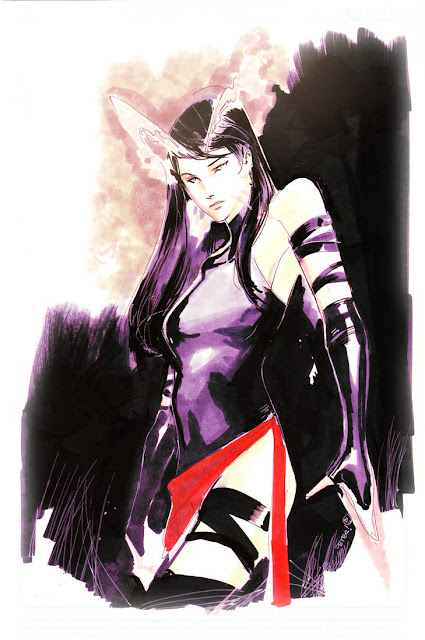 Psylocke Character Review (With cool color)