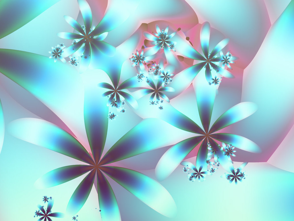 3D Flowers Wallpapers | Free 3D Wallpaper Download