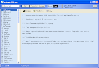 Download Software Penerjemah Al Quran