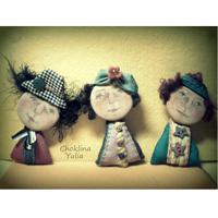 Текстильные куклы,игрушки,папье-маше блог хэнд-мейд интересные рукодельные