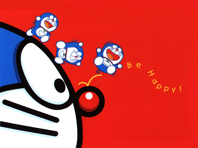 doraemon wallpaper. happy doraemon wallpapers